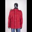 Tom Tailor 3519901 00 10 4139 piros férfi parka kabát