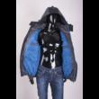 Twinlife MJT 451130 antracit férfi télikabát
