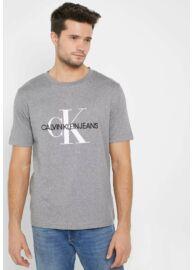 Calvin Klein J30J311293 039 Férfi regular fit szürke póló