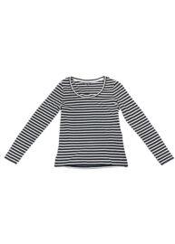 Tommy Hilfiger WWOWW15614 903 Navy csíkos női póló
