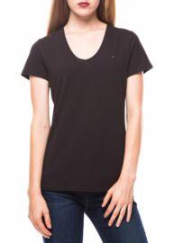 Tommy Hilfiger WW0WW03740 443 Női sötétkék póló