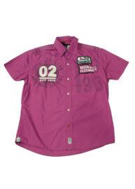 Twinlife msh 011601 Wild violet férfi ing