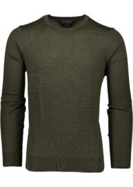 Tommy Hilfiger TT0TT01115 236 Férfi Barna kötött pulóver