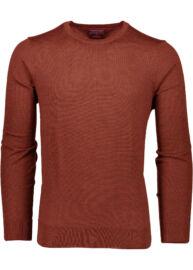 Tommy Hilfiger TT0TT01115 231 Férfi Piros kötött pulóver