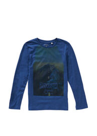 Tom Tailor 1028824 00 30 6716 kék gyermek hosszú ujjú póló