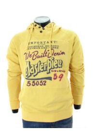 Devergo' 1D414083LS0719 kapucnis férfi pulóver