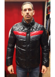 Antony Morato MMCO00005 9000 FA600008 fekete férfi télikabát férfi dzseki