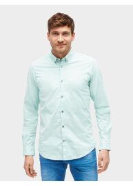 Tom Tailor 2055246 00 10 6839 világoszöld férfi hosszú ujjú ing