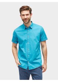 Tom Tailor 2055270 99 10 6523 férfi türkiz színű ing