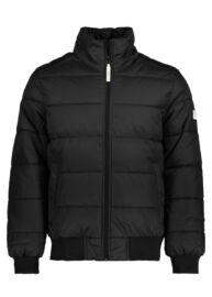 Tom Tailor 3555004 00 12 2999 Férfi fekete téliesített steppelt dzseki