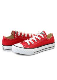Converse 3J236C RED magasszárú Unisex vászon félcipő