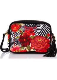 Desigual 51X59E6 2000 Színes mintás női táska