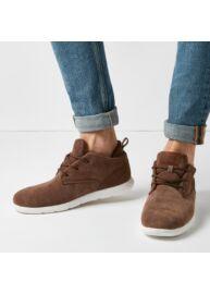 Bk B40 3622 02 Barna férfi utcai cipő