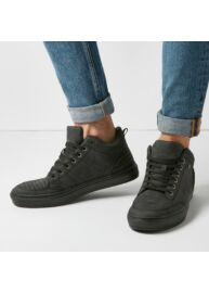 Bk B40 3675 01 Fekete színű férfi utcai cipő