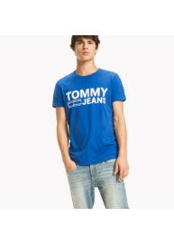 Tommy Hilfiger Denim DM0DM02192 407 férfi kerek nyakú póló