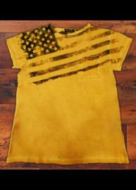 Antony Morato 00352 8006 Férfi sárga póló