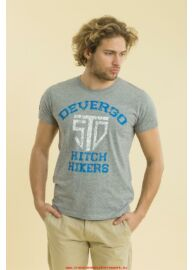 Devergo devergo 1d514058553301 10 szürke férfi póló