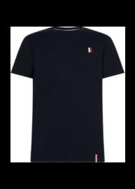 Tommy Hilfiger MW0MW13338 DW5 sötétkék férfi póló