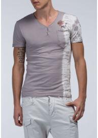 Antony Morato mmks00539 2021férfi v nyakas póló