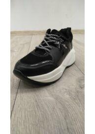 Mayo Chix Női fekete utcai cipő 39-es
