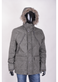 Tom Tailor 3519901 00 10 7247 keki férfi parka kabát