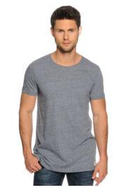 Tom Tailor 1055041 00 12 2803 Férfi szürke színű rövid ujjú póló