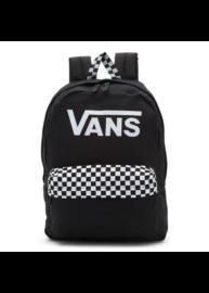 Vans VN0 A4DRMBLK1 Realm Backpack fekete hátizsák