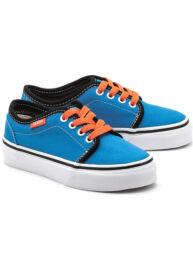 Vans 106 VM9BZY metyl blue kék gyermek vászoncipő