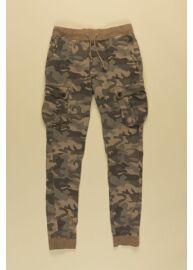 DEVERGO 1D711012LP6106 70 szűkített terepmintás nadrág