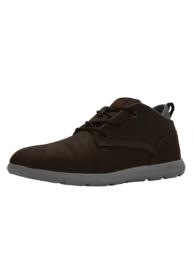 Bk B40 3620 07 Sötétbarna férfi utcai cipő
