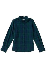 Tom Tailor 2019956 00 30 6519 kék-zöld kockás gyermek ing