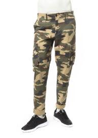 Devergo 1d621001lp6106 Terepmintás férfi nadrág
