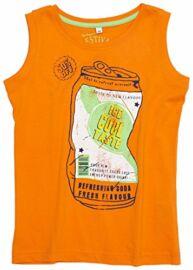 Tom Tailor 1025286 00 30 4235 Gyerek narancssárga ujjatlan póló