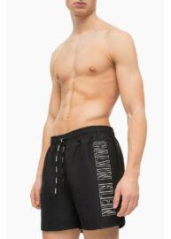 Calvin Klein KM0KM00291 001 Black Férfi fekete úszóshort