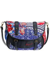 Desigual 61X51F9 5116 Mintás női táska