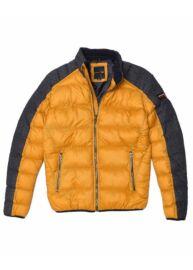 Devergo 1D923001KA1600 5 Férfi sárga-szürke téli kabát