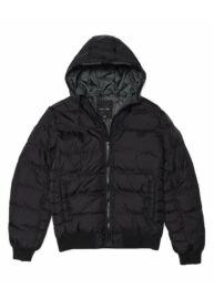 Devergo 1D923003KA1600 16 Férfi fekete színű téli kabát Méret: XXL