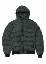 Devergo 1D923003KA1600 22 Férfi sötétzöld színű téli kabát
