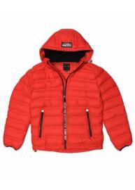 Devergo 1D923027KA1600 39 Férfi piros színű átmeneti dzseki