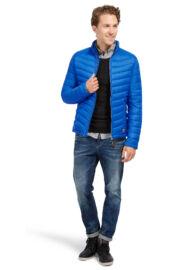 Tom Tailor 3533475 01 10 6889 Kék férfi kabát