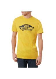 Vans VN-0 00JAYHB0 Férfi sárga színű rövid ujjú póló