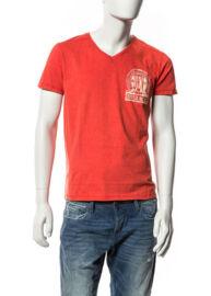 Devergo' 1D514030SS0123 férfi v nyakas póló Méret: XXL