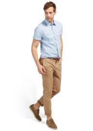 Tom Tailor 2033317 00 10 1000 Kék mintás ing Méret: XL