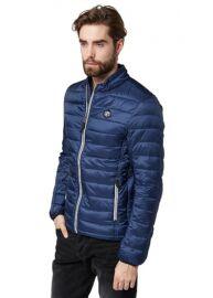 Tom Tailor 3532461 00 10 6593 Sötétkék férfi kabát