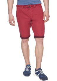 Tom Tailor 6403094 00 12 5496 vörös férfi bermuda