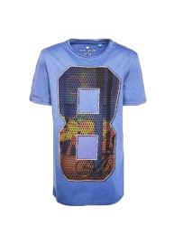 Tom Tailor 1030121 00 30 6821 világoskék gyermek póló