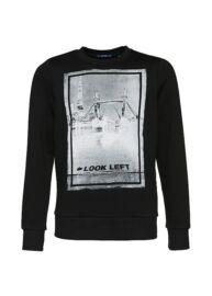 Tom Tailor 2529220 00 30 2999 Fekete pulóver Méret: 140cm