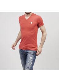 Antony Morato mmks00284 5026 Tégla színű férfi póló