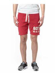 Devergo 1D811106MP0705 39 Férfi piros melegítő rövidnadrág