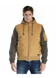Devergo 1D827021KA1600 50 Férfi sárga átmeneti kabát